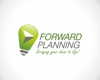 forward planning logo design contest logos by q division design