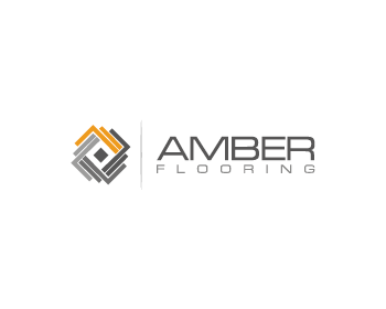 Delightful Amber Flooring Has Selected Their Winning Logo Design.