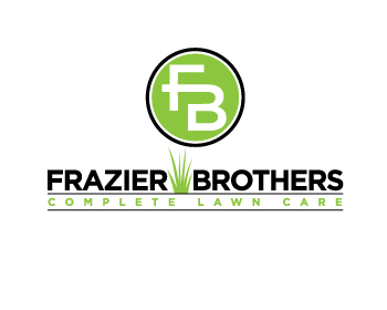 Frazier brothers complete lawn care for Garden maintenance logo