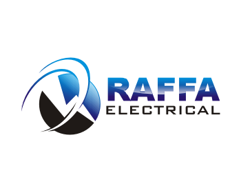 raffa electrical logo design contest logos by cdinucci