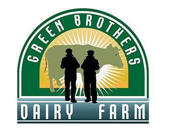 Green Brothers Dairy Farm Has Selected Their Winning Logo Design