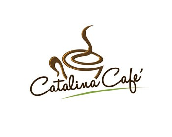 catalina cafe logo design contest logos by xyan