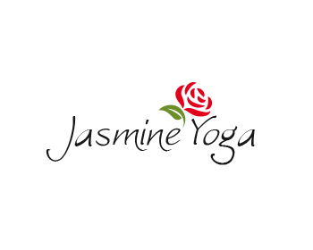 jasmine rose yoga logo design contest logos by beyonk
