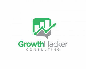 Growth hacker consulting logo design contest logos by zumma for Consulting logo design