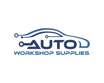 Auto Workshop Supplies logo design contest - logos by Artur