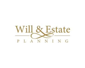 will estate planning logo design contest logos by genrobo