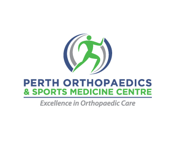 Perth orthopaedics and sports medicine centre logo design Logo design competitions