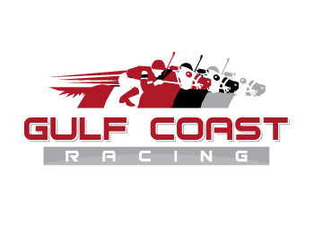 gulf coast racing logo design contest logos by brewed ideas