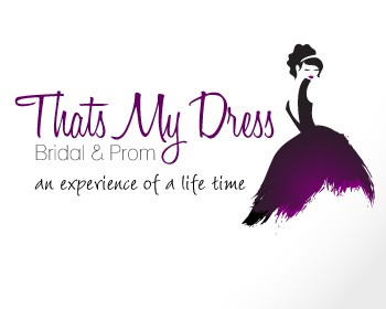 Thats My Dress Bridal Amp Prom Logo Design Contest Logos By Catwoman
