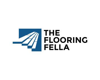 The Flooring Fella Has Selected Their Winning Logo Design.