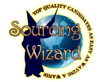 Sourcing wizard logo design contest logos by finelinedesigns for Logo creation wizard