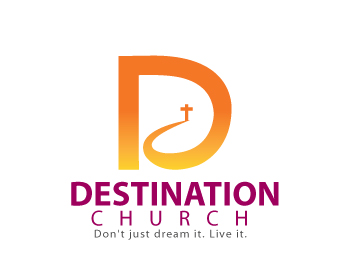 Destination Church Logo Design Contest