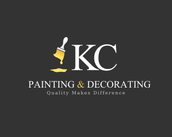 k c painting decorating logo design contest logos by