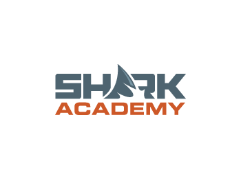 shark academy has selected their winning logo design