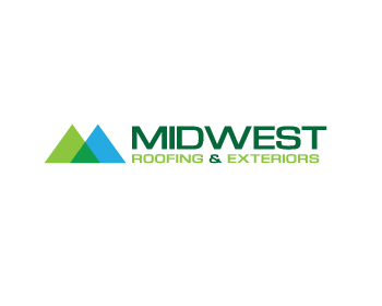 Midwest Roofing Exteriors Has Selected Their Winning Logo Design