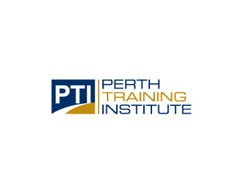 perth training institute logo design contest logos by quroin