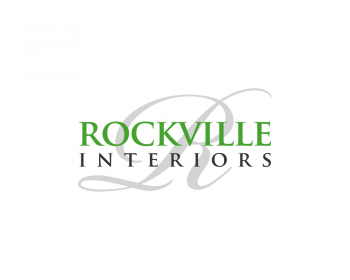 Rockville Interiors Has Selected Their Winning Logo Design.