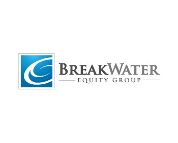 Breakwater Equity Partners logo design contest - logos by H2