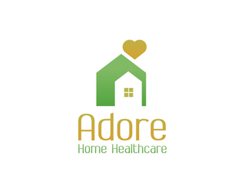 Adore Home Healthcare Inc Has Selected Their Winning Logo Design.