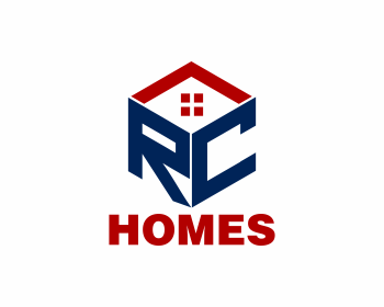 rc home builders has selected their winning logo design